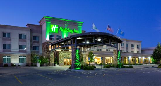 Holiday Inn Stevens Point Convention Center: Hotel Exterior