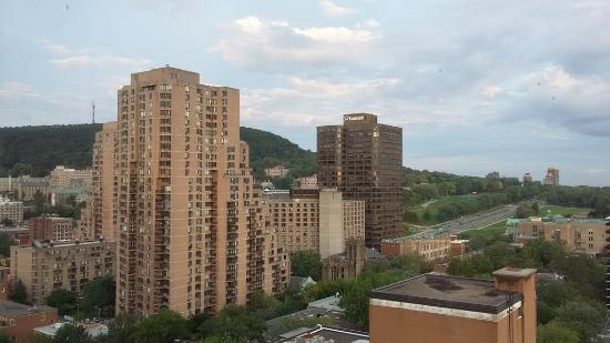 Appartements Trylon: Panaroma From The Apartment At 20th Floor