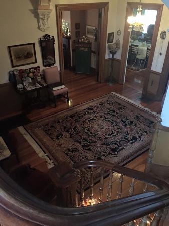 Architect's Inn - George Champlin Mason House: Foyer