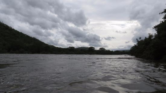 Galibore Nature Camp: Taken from the oracal boat ride!