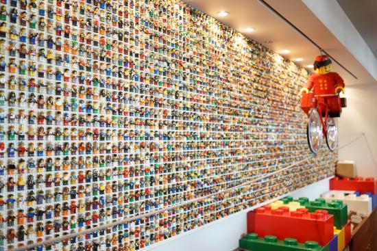 Reception Picture Of Hotel Legoland Billund Tripadvisor