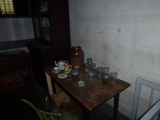 Whitehern Historic House and Garden: Canning room
