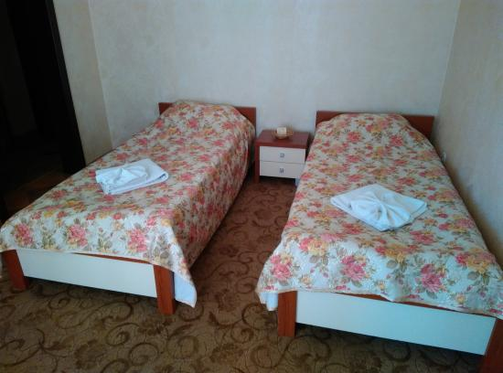 Hotel Tsvit Paporoti