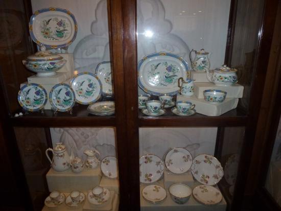 Whitehern Historic House and Garden: China Display