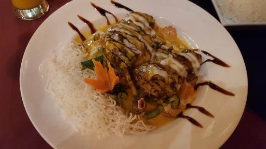 Chada Thai Fine Cuisine: Duck Confit