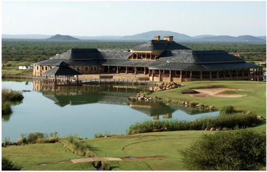 Phakalane Golf Estate Hotel Resort