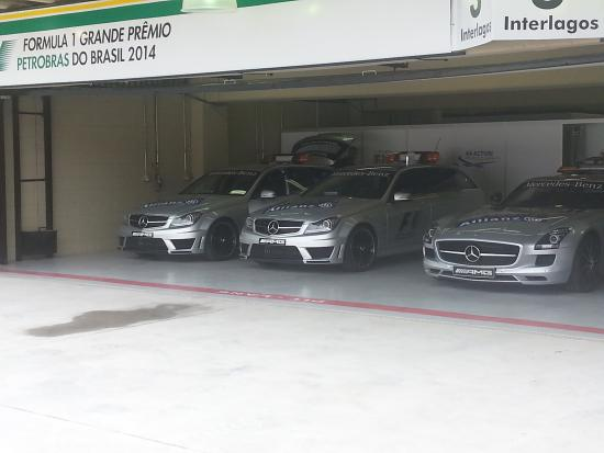 Circuit Interlagos : Safety car picture of interlagos circuit sao paulo tripadvisor