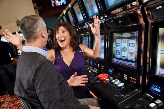 Quinault Beach Resort and Casino: Vegas Style Casino