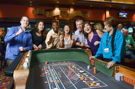 Quinault Beach Resort and Casino: Recreational Facilities