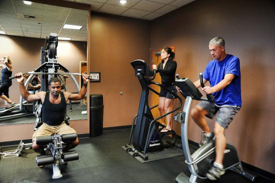 Quinault Beach Resort and Casino: Fitness Center