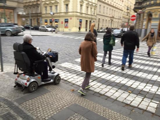 Prague by Mobility Scooters and on Foot : photo5.jpg