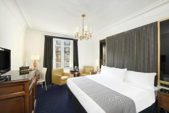 Melia Paris Champs Elysees: Premium Room