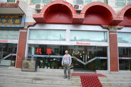 Yak Hotel Shigatse, Tibet