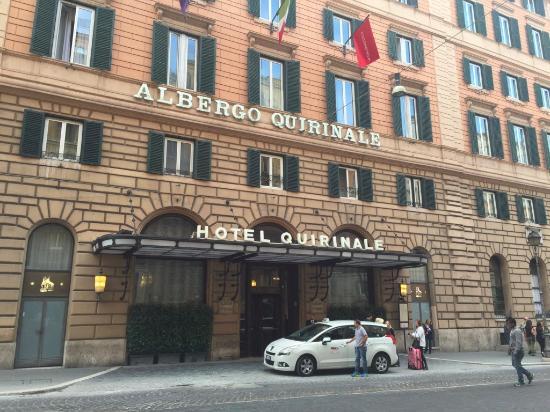 Hotel Quirinale Reviews