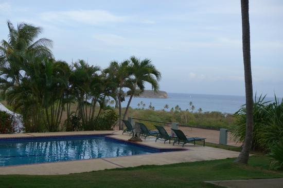 Hacienda Tamarindo: Pool area