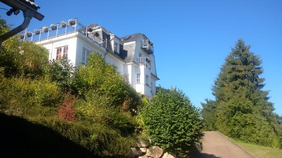 Villa hof langenborn prices guesthouse reviews for B b aschaffenburg