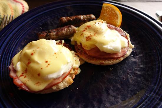 Hacienda Tamarindo: breakfast