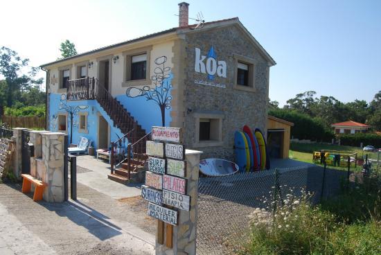 Koa Escuela de Surf