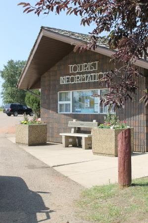 Vegreville Tourist Information Centre