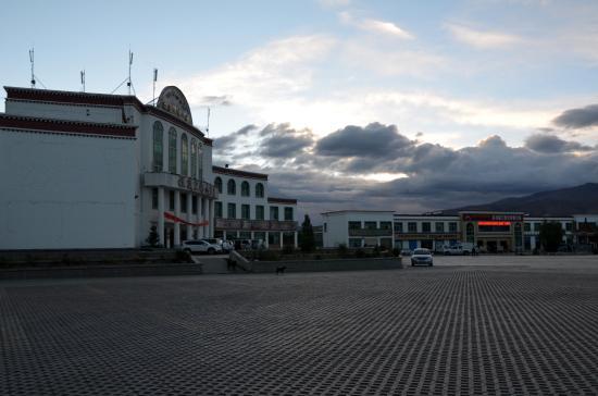 Lhatse County, จีน: Shanghai Hotel Lhatse, Tibet
