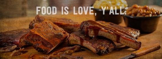 Sticky Fingers: Food is Love, Ya'll!