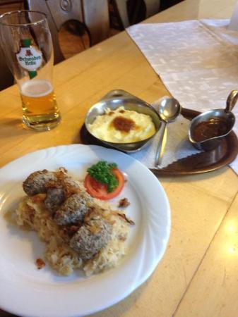 Restaurant Gaststatte Linde