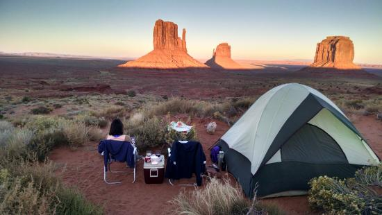 The View Hotel Sunset Monument Valley