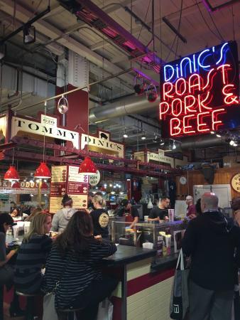 Di Nic's Roast Pork & Beef: Great food