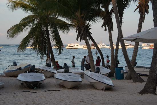 Langosta Del Caribe Restaurant : local fisherman