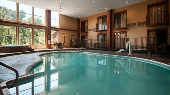 Best Western Fairfield Inn Indoor Pool