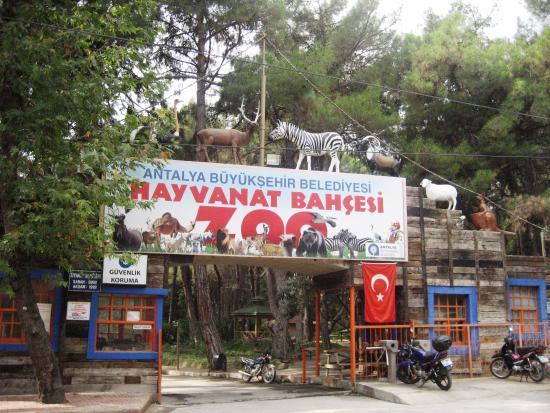 Antalya Zoo