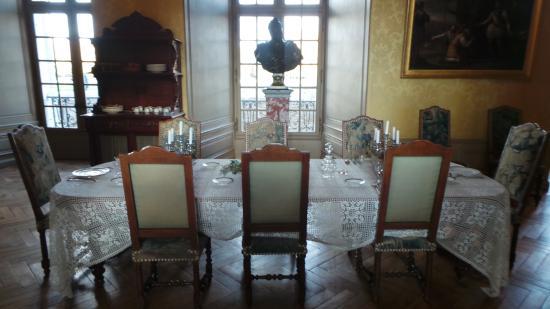 La Salle A Manger Picture Of Chateau De Sully Sur Loire Sully Sur