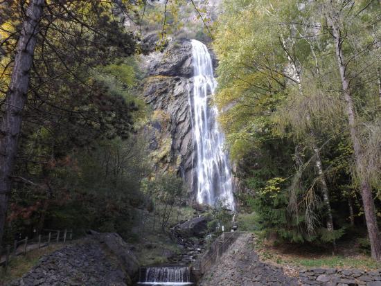 Cascade de la Pissevache