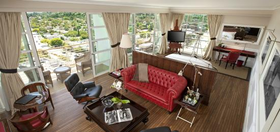 Mr. C Beverly Hills: Signature Suite