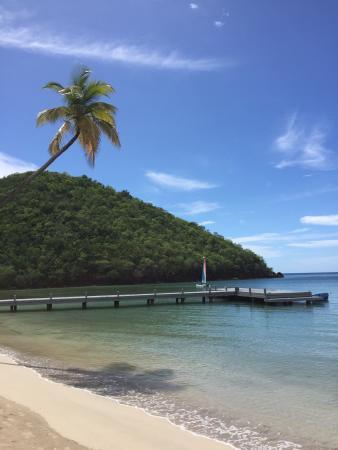 All Saints, Antigua: Indigo on the Beach
