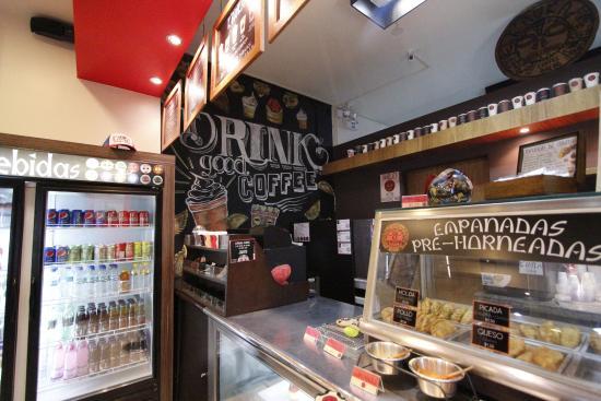 A Coffee Shop Bakery Local Via Samborondon Km 2 5 Ingresando Por La Parrillada Del