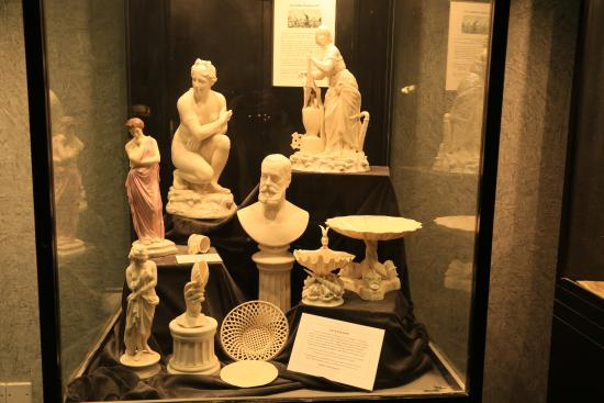Belleek Figuerines