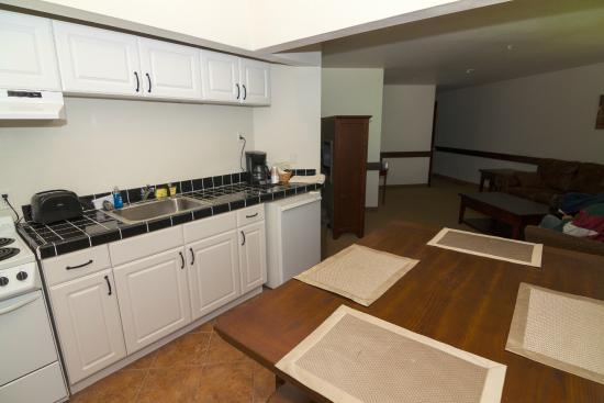 Carson, WA: Wind River Apartment