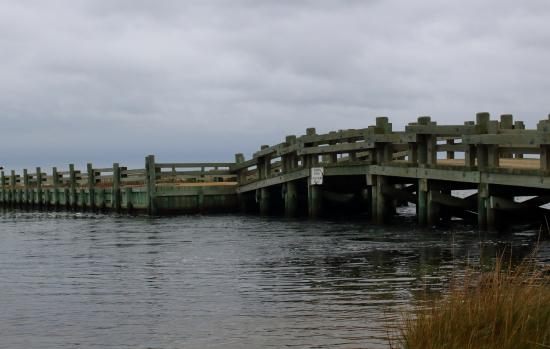 Chappaquiddick: Dike Bridge