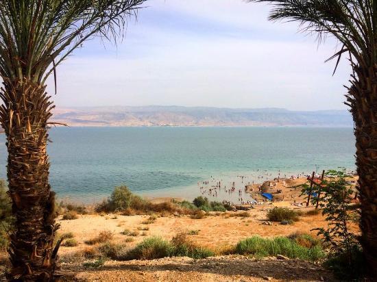 Kalia, Israel: Dead Sea-ים המלח- Mar Muerto