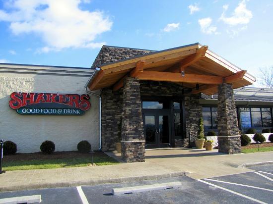 Shakers Restaurant Roanoke Va