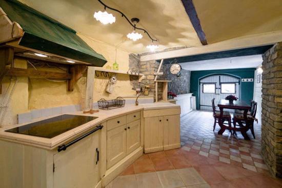 Cucina Taverna Rustica - Foto di Cascina Bricco, Ovada - TripAdvisor