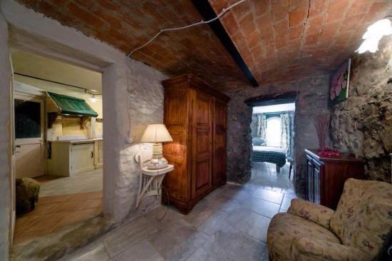 Camera da letto taverna rustica - Foto di Cascina Bricco, Ovada - TripAdvisor