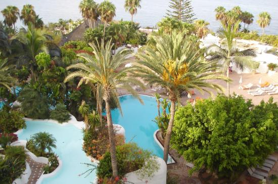 Picture of hotel jardin for Jardin tropical