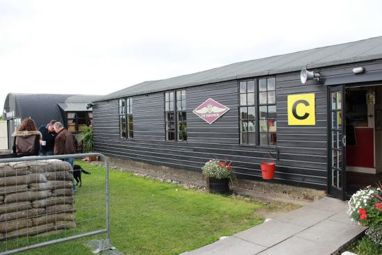 North Weald, UK: The Squadron Naffi Cafe