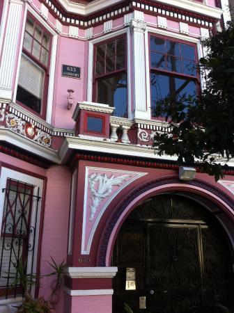Janis Joplin House Picture Of Haight Ashbury San