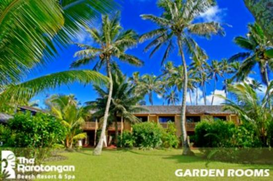 The Rarotongan Beach Resort & Spa: Garden Room Exterior
