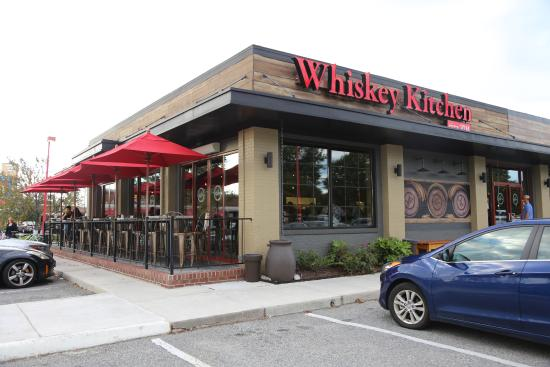 Outside view - Picture of The Whiskey Kitchen, Virginia Beach ...