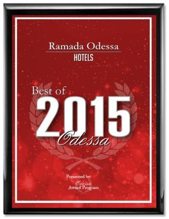Ramada Odessa: Best of Odessa Award - Hotel