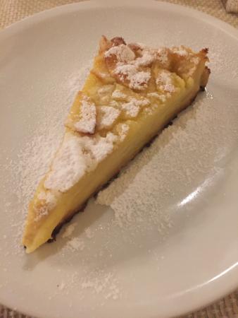 apple pie - Foto di Trattoria La Gargotta, Bagno a Ripoli - TripAdvisor